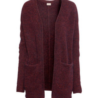 Mohair Cardigan - from H&M