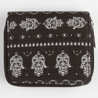 Hamsa Small Wallet | Wallets