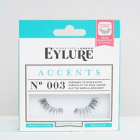 Eylure Accents 3/4 Lashes - No. 003 at asos.com