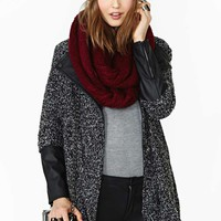 Nasty Gal City Life Coat