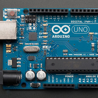 Arduino Uno R3 (Atmega328 - assembled) ID: 50 - $24.95 : Adafruit Industries, Unique & fun DIY electronics and kits