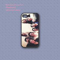 British Youtubers - Print on hard cover for iPhone case and Samsung Galaxy case
