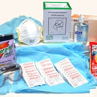 Pandemic Kit - 1-800-Prepare