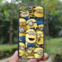Dispicable Me,iphone 4/4s case,iphone 5 case,iphone 5s case,iphone 5c case,Christmas Gift,Personalized