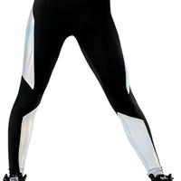 Hologram Inset Leggings