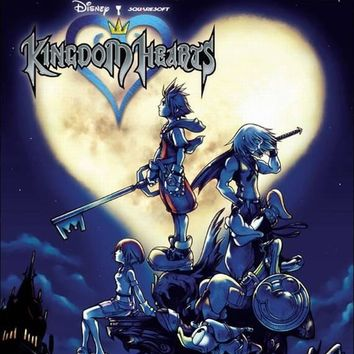 Kingdom Hearts for the Playstation 2