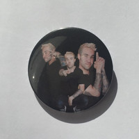 Pete Wentz 45mm Badge
