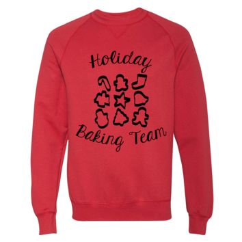 Holiday Baking Team Christmas Sweater