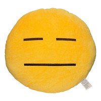 I Can't Even.... Blank Emoji Plush Pillow