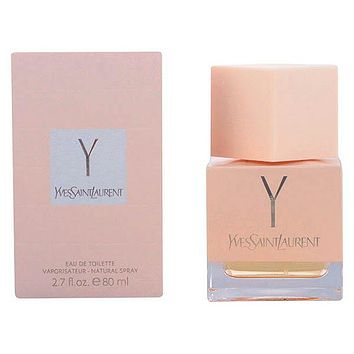 Women's Perfume Y Yves Saint Laurent EDT