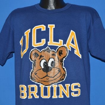 80s UCLA Bruins Bear t-shirt Large
