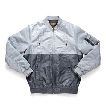10 Deep: Split Aviator Jacket - Grey