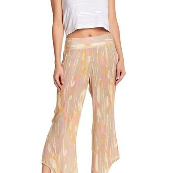 DCCKHB3 Free People | Dancing Days Pull On Print Pant