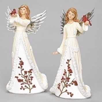 Roman Angels with Cardinals-132532