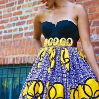 African print :-) <3