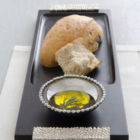 Molten Olive Oil Dipping Board - Michael Aram