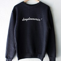Daydreamin' Oversized Sweatshirt