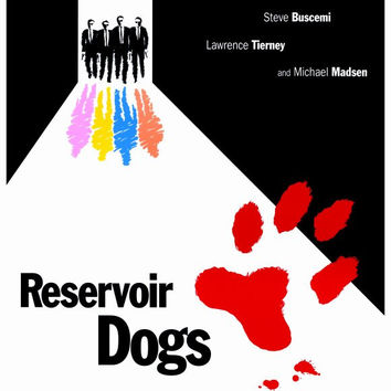 Reservoir Dogs 11x17 Movie Poster (1992)