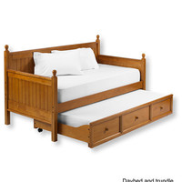 Farmhouse Day Bed: Beds at L.L.Bean