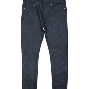 Kennedy Denim Co. - Blue Label Premium Raw Denim (Da Vinci Blue)