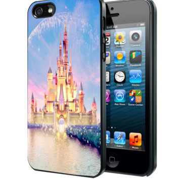 Castle of Disney Princess Samsung Galaxy S3 S4 S5 Note 3 , iPhone 4 5 5c 6 Plus , iPod 4 5 case