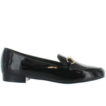 Wanted Brydle - Black Patent Loafer