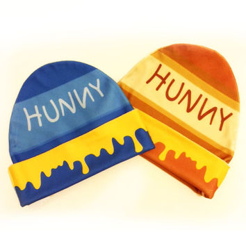 Hunny Winnie-the-Pooh Beanie | Disneybound Honey Drip Pot Hat