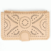 Mexicana Painted Clutch