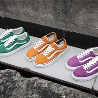 VANS Old Skool Vintage Running Shoes 35£­44