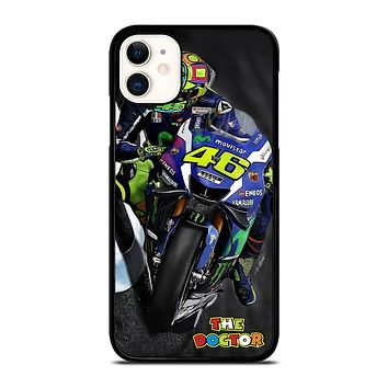 MOTO GP ROSSI THE DOCTOR STYLE iPhone 11 Case