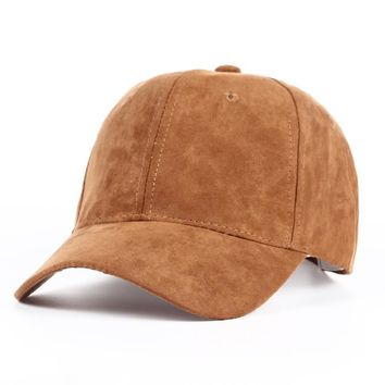 Trendy Winter Jacket Unisex Velvet Adjuable Baseball Cap Soft Fashion Hats for Men Hip Hop Solid Color Vintage Warm Mens Snapback Caps Spring hat AT_92_12