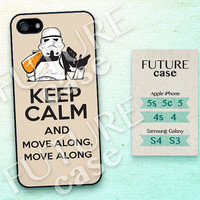 Star Wars iPhone 4s case Storm Troopers iPhone case Keep Calm iphone 4 case iphone 4s case iphone 5 case Hard or Soft Case-STW05