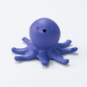 Natural Rubber Bathtub Pals: Octopus