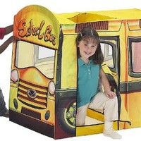 Playhut Lil Explorers School Bus Multiple