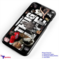 2Pac Tupac Shakur Thug Live - Personalized iPhone 7 Case, iPhone 6/6S Plus, 5 5S SE, 7S Plus, Samsung Galaxy S5 S6 S7 S8 Case, and Other