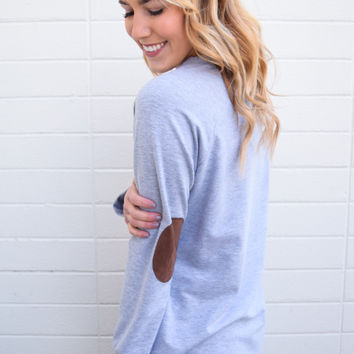 Afternoon Patch Tunic
