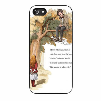 the doctor is the cheshire cat to amy ponds alice in wonderland love disney cases for iphone se 5 5s 5c 4 4s 6 6s plus