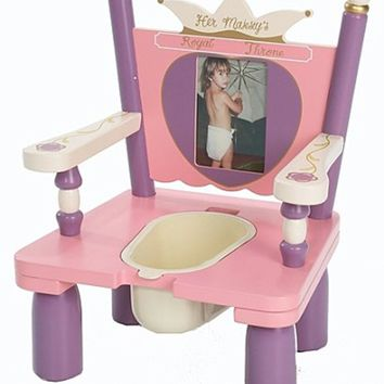Wildkin Princess Throne Potty Chair