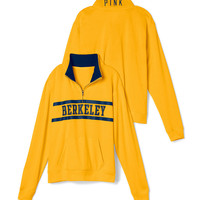 University of California, Berkeley Boyfriend Half Zip