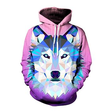Wolf Within Pullover Hoodie