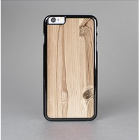 The LIght-Grained Wood Skin-Sert for the Apple iPhone 6 Skin-Sert Case