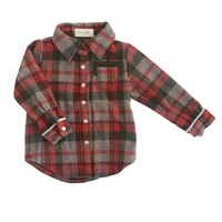 Jacob Button Down Northern Exposure