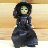Madame alexander the wicked witch of the west little women rare