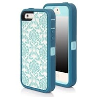 SGM Hybrid Armor Phone Case, Blue