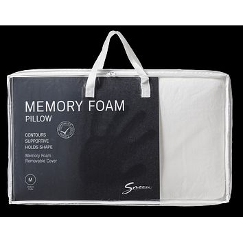 Snooze Memory Foam Pillow