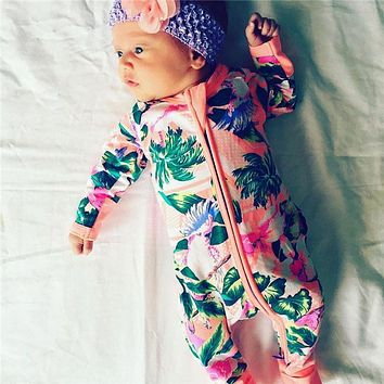 Winter New Born Baby Boy Girl Clothes Infant Romper Long Sleeve Baby Rompers Christmas Pajamas Babies 1 Year Birthday Outfits