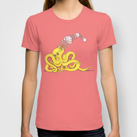 Head Games T-shirt by Allise Noble