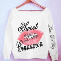 Sweet Like Cinnamon (Lana Del Rey) Sweater