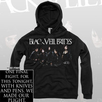 Black Veil Brides - Group Shot Hoodie