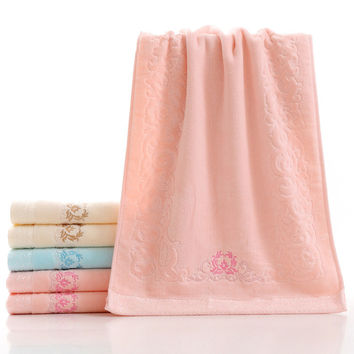 Bedroom On Sale Hot Deal Cotton Thicken Soft Luxury Towel [6381755718]
